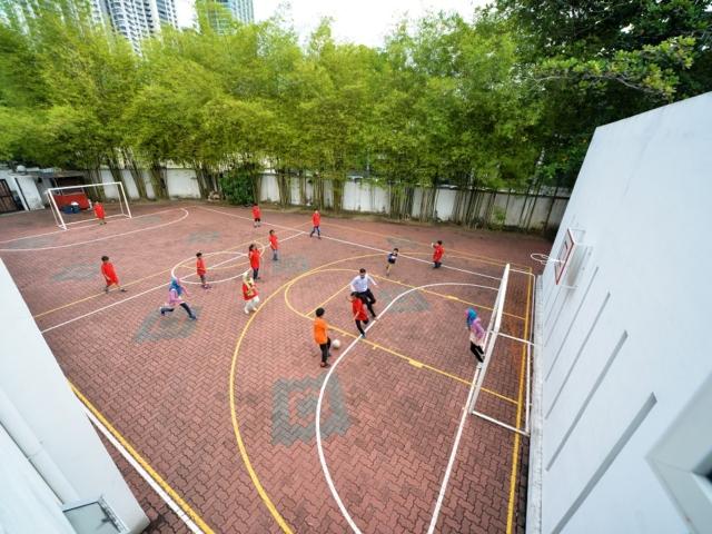 Maarifah internantional school, in class activities